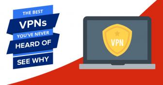 Найкращі мережі VPN, про які ви ніколи навіть не ч