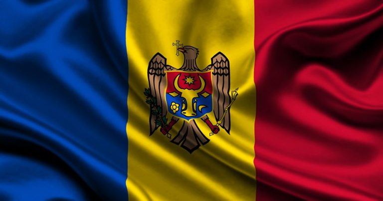 Moldovian Flag