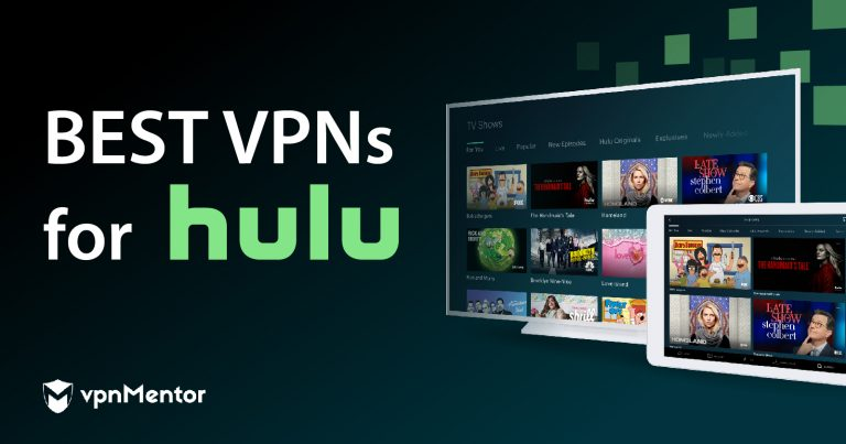 image of the Hulu player unblocked by vpn