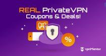 Купон на знижку від PrivateVPN: Заощаджуйте до 83% у 2021 році завдяки цьому секретному коду!
