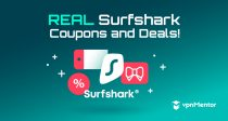 Купон на знижку від Surfshark 2021: Заощаджуйте до 85% завдяки цій ексклюзивній знижці!